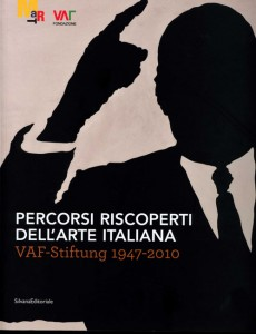 Cover Percorsi riscoperti dell'arte italiana